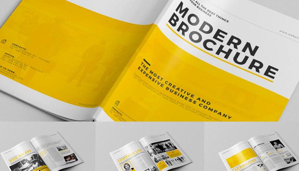 Изготовление брошюр, которые повышают продажи