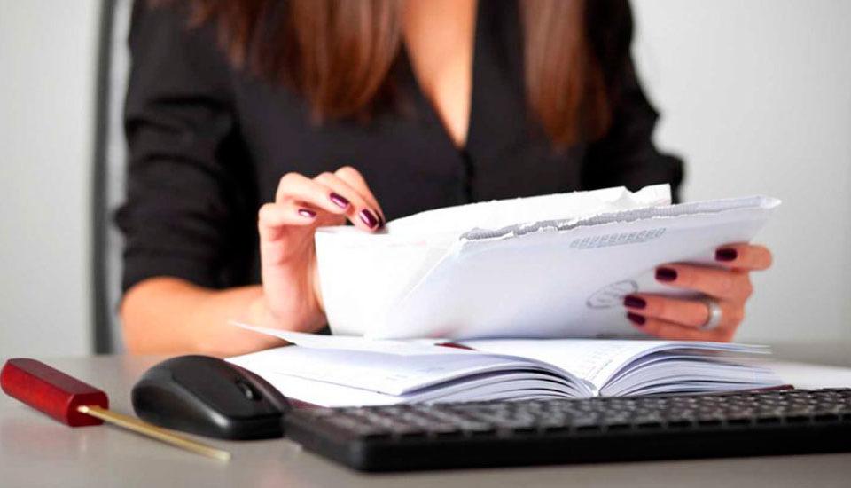 Папки для личных дел сотрудников
