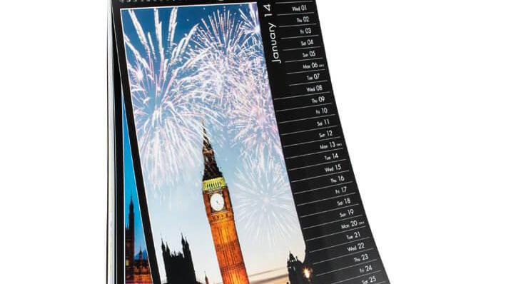 Как сделать календарь, чтобы он работал на имидж?