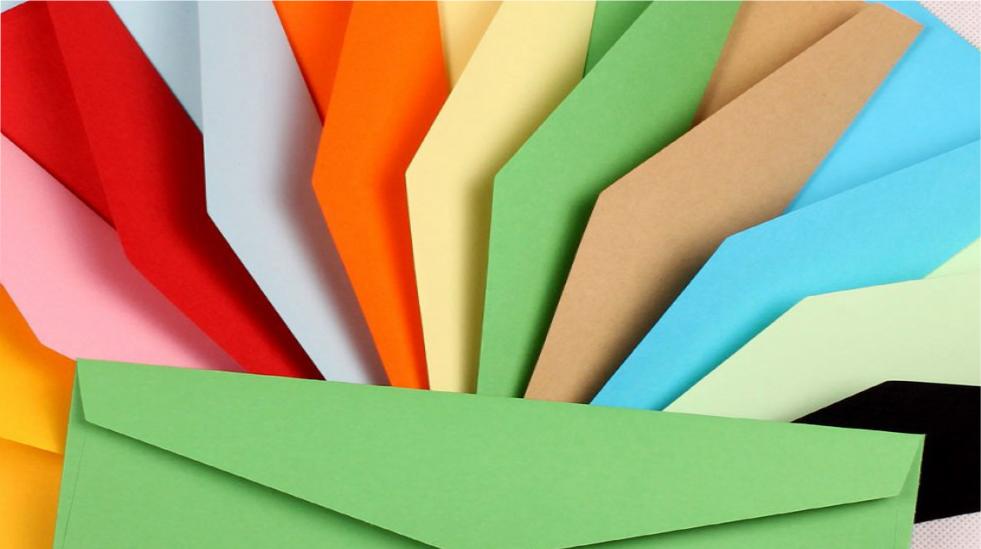 Преимущества конвертов, изготовлением которых занимается типография