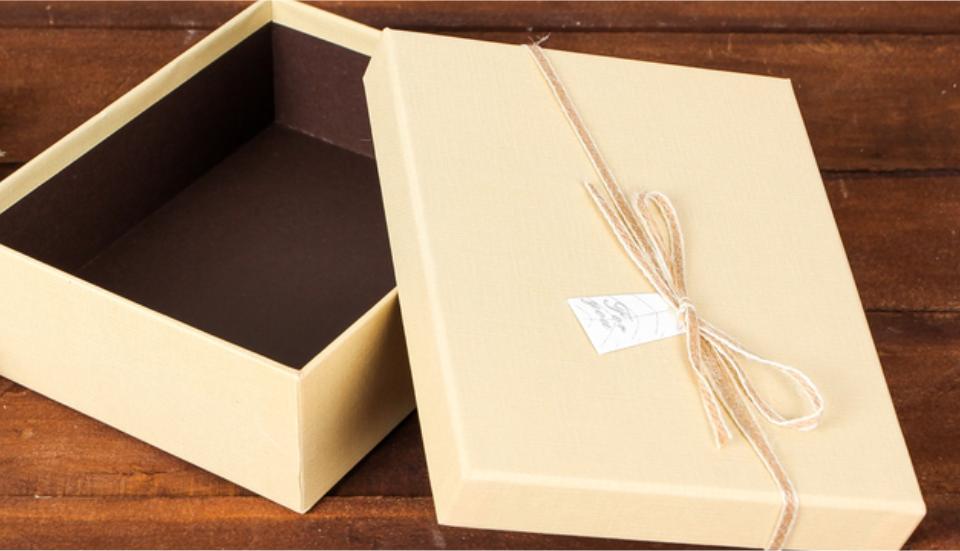 Подарочные коробки, купить которые предлагает «Сервис Полиграф»