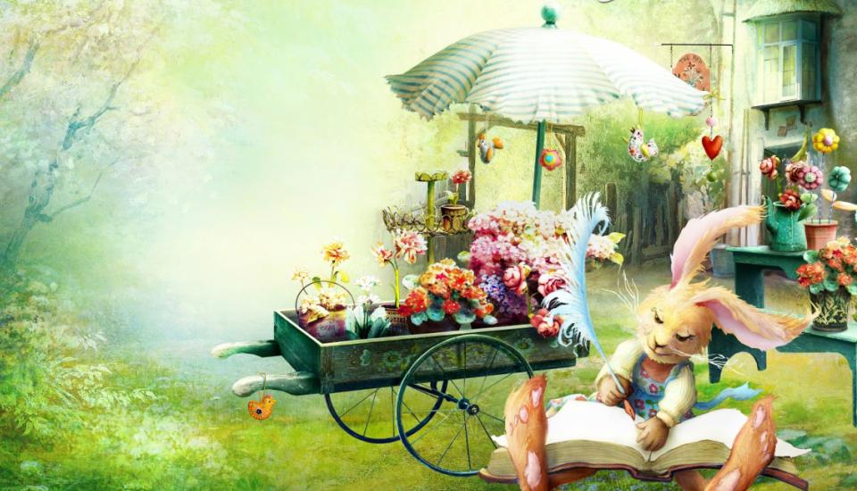 Детский буклет: как привлечь внимание маленького читателя