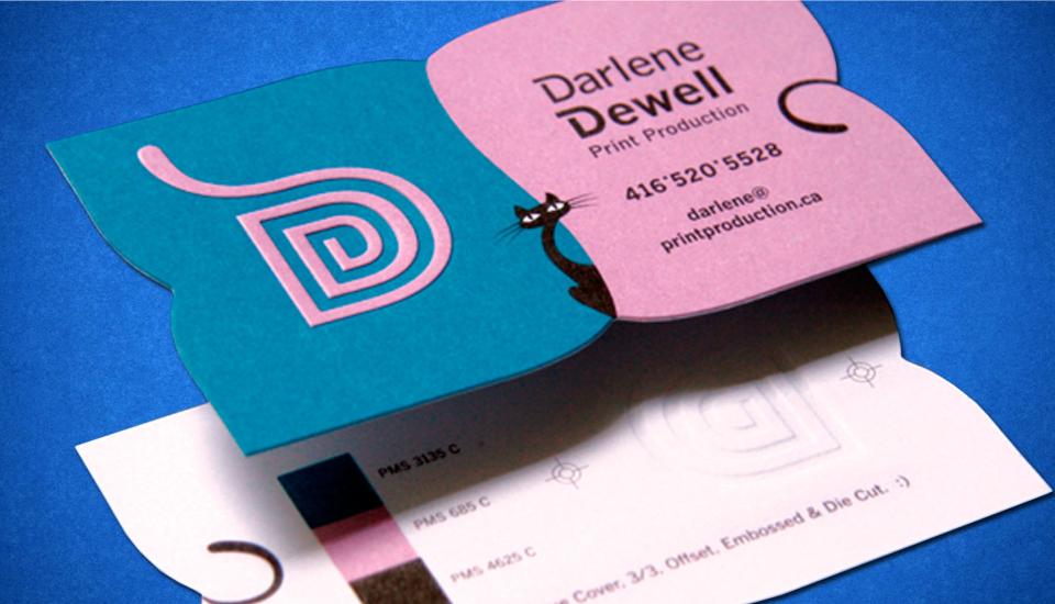 Создание визиток, которые продвигают ваш бизнес